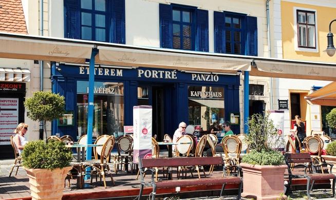 Portré Hotel Étterem Kőszeg