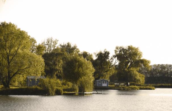 Carpe Diem Horgásztó és Élménytó Pér