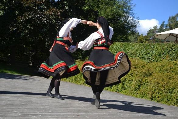 Nemzetközi Néptánc Fesztivál Balatonszárszó