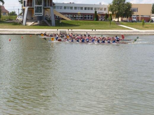 Egyetemi Regatta 2021. Egyetemi Sárkányhajó Bajnokság