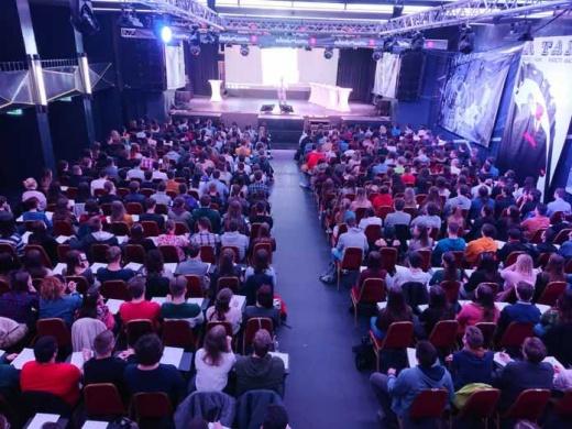 Országos Ifjúsági Sajtófesztivál Budapest 2021