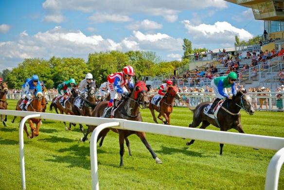 Lóversenyek Budapest. Várjuk a Kincsem Parkban