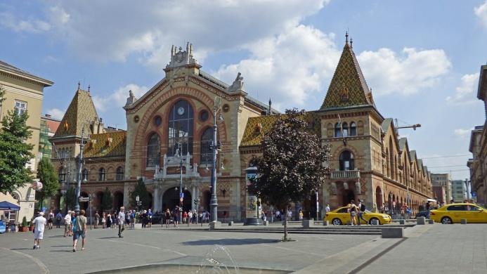 Nagyvásárcsarnok Budapest programok