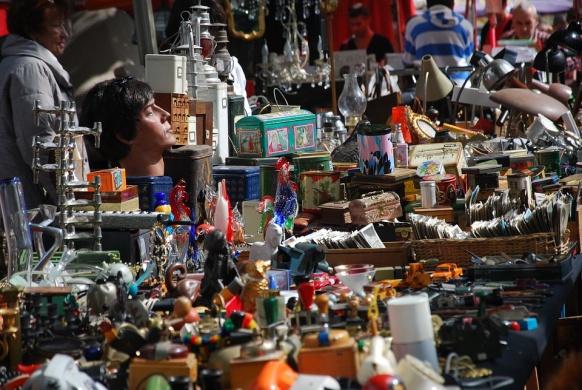 Bécs Flohmarkt, kirándulás a bolhapiacra