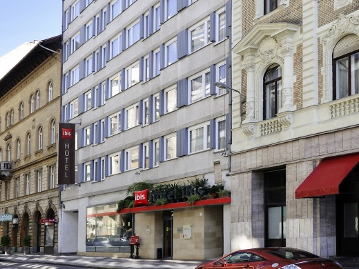 Hotel ibis Budapest City***