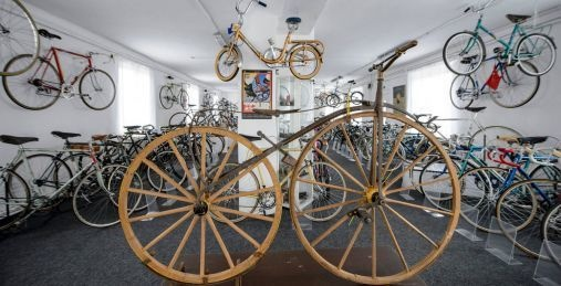 Kerékpár Múzeum Balassagyarmat