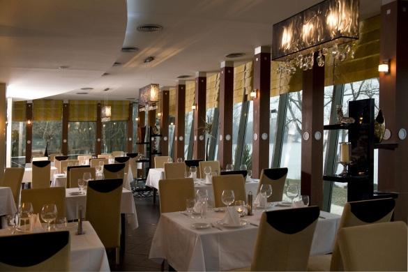 Nebro Fine & Wine Restaurant Budapest