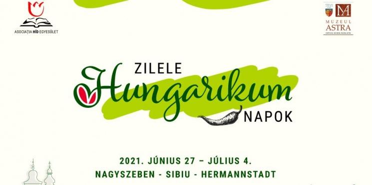Hungarikum Napok Nagyszeben 2021