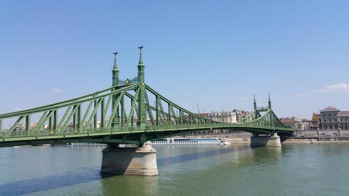 Duna-átúszás Budapest