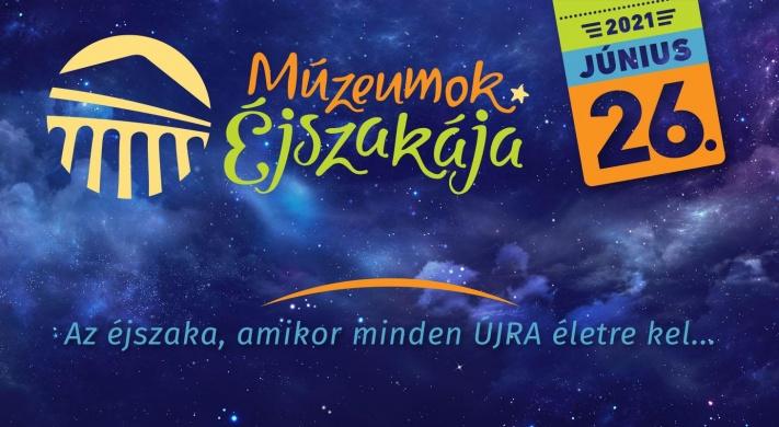 Múzeumok Éjszakája Érd 2021