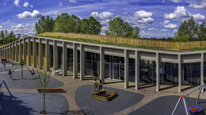 Kis-Balaton Látogatóközpont Keszthely-Fenékpuszta