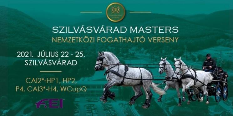 Fogathajtó verseny Szilvásvárad 2021. Nemzetközi Fogathajtó Verseny