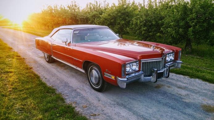 Cadillac Veteránautó Múzeum látogatás