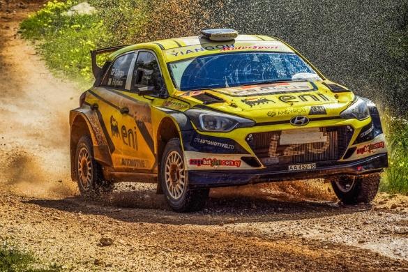 Rally versenyek 2021