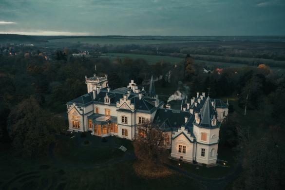 Nádasdy-kastély Nádasdladány