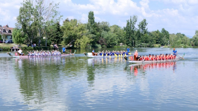 Sárkányhajó Fesztivál Szombathely 2021