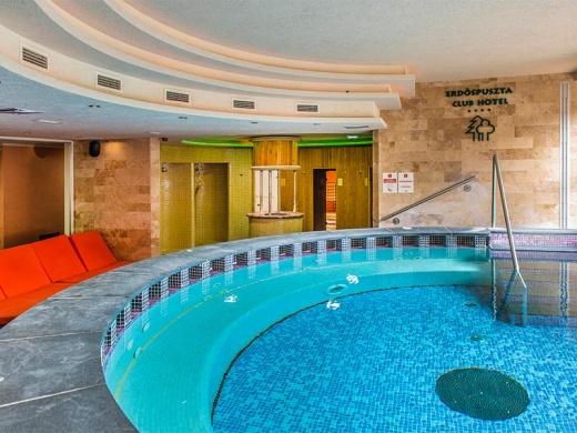 Debreceni pihenés, wellness kikapcsolódás az Erdőspuszta Club Hotelben