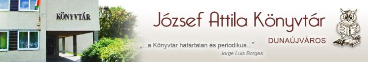 József Attila Könyvtár Dunaújváros