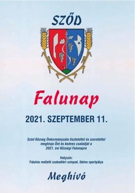 Falunap Sződ 2021
