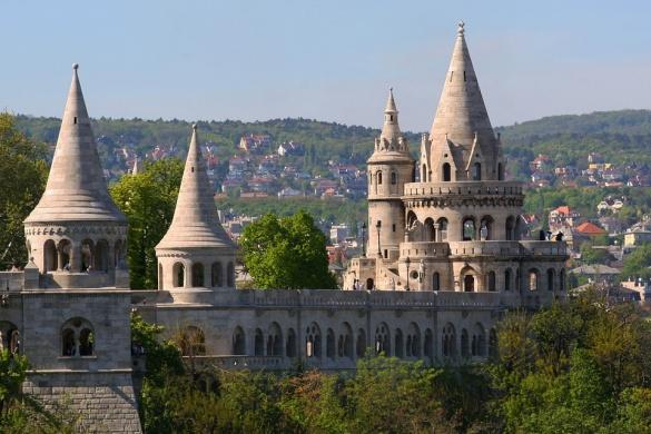 Halászbástya Budapest
