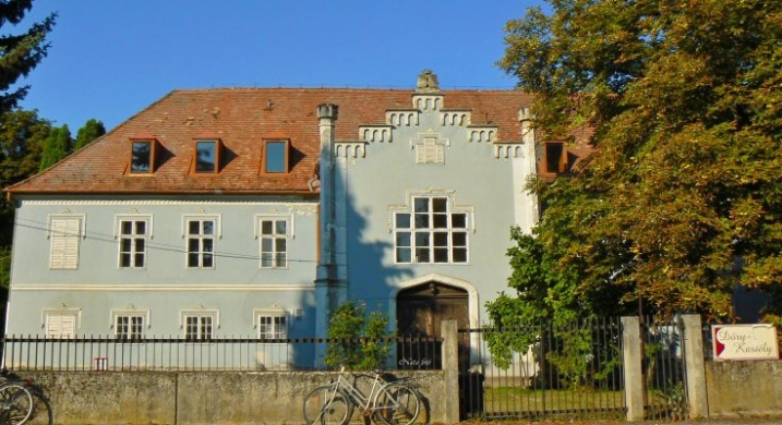 Dőry-kastély Mihályi