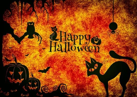 Halloween Magyarhertelend 2021. Programok a Termálfürdőben