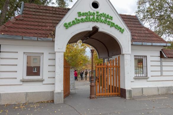 Benkó Zoltán Szabadidőközpont programok 2021 Kecskemét